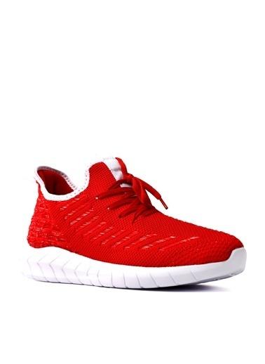 Slazenger Slazenger ADVENTURE Koşu & Yürüyüş Erkek Ayakkabı    Kırmızı